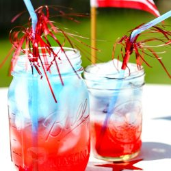 Patriotic Non Alcoholic Summer Drinks