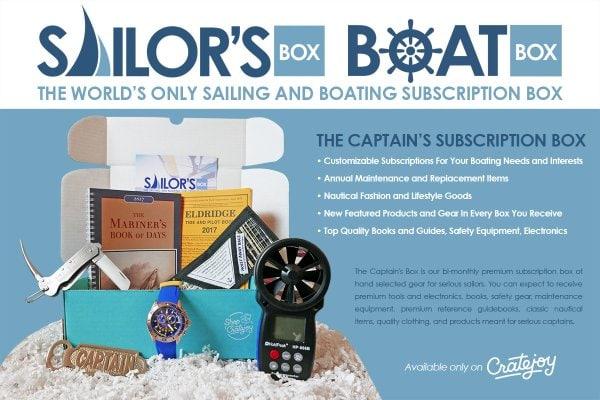 Sailor's Box: Boat Box