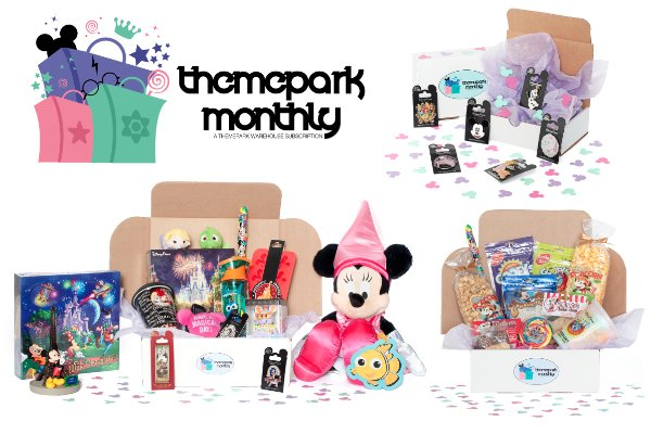 Themepark Monthly | Disney Monthly Subscription