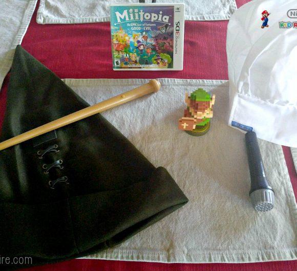 Miitopia 3DS Kid Reviewer Package