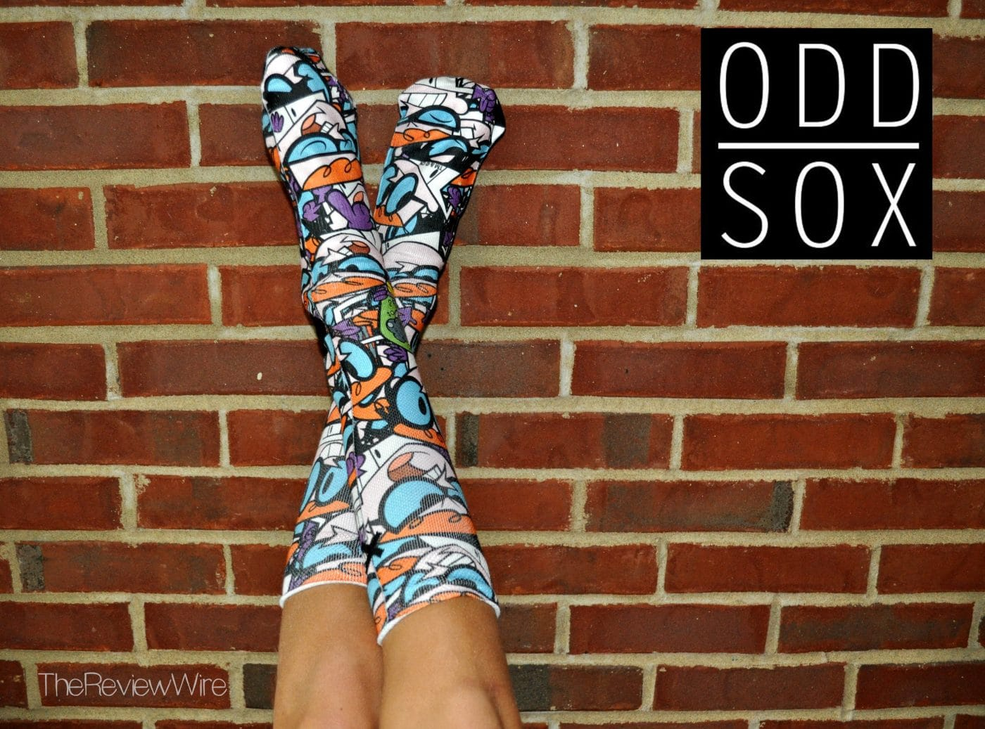 Odd Box Dexters Socks