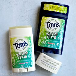 Tom's of Maine Wicked Cool! Deodorants