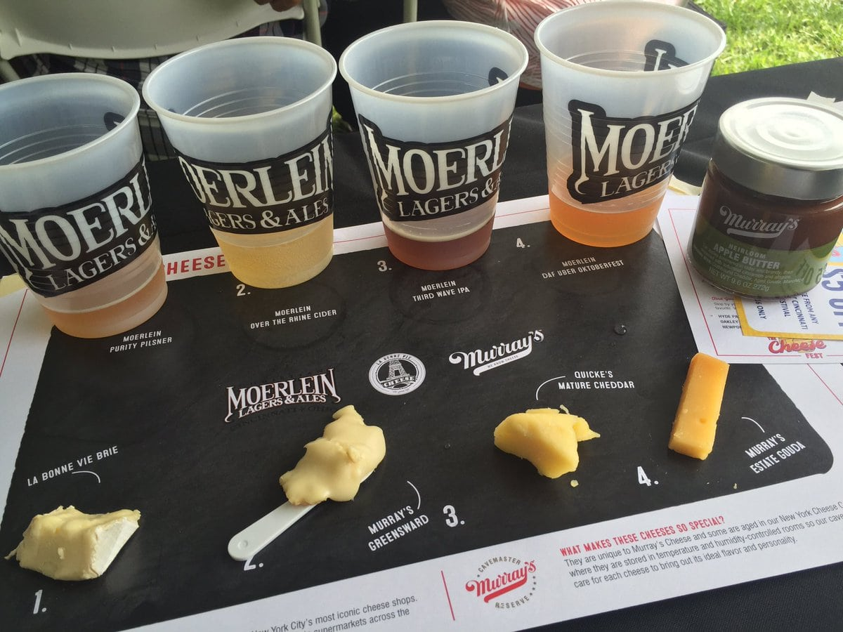 VIP beer/cheese pairing class!