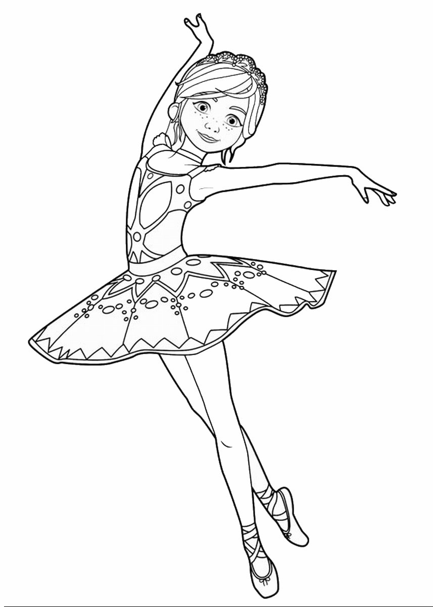 leap-movie-coloring page ballerina