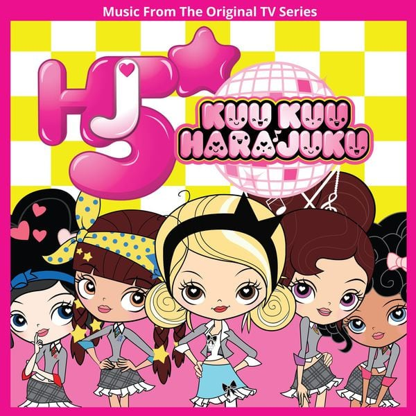 Kuu Kuu Harajuku Music from the Original TV Series, Vol. 1