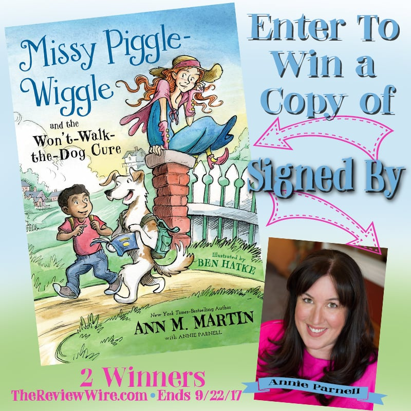 Missy Piggle-Wiggle Giveaway