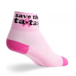 Save the Ta-Ta's Socks