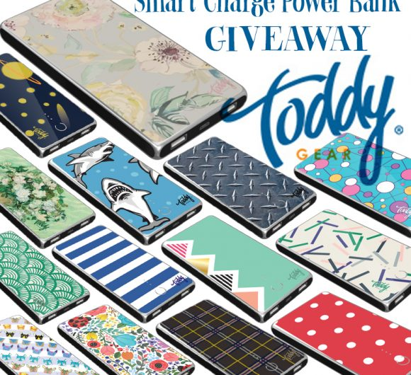 Toddy Gear Smart Charge Giveaway