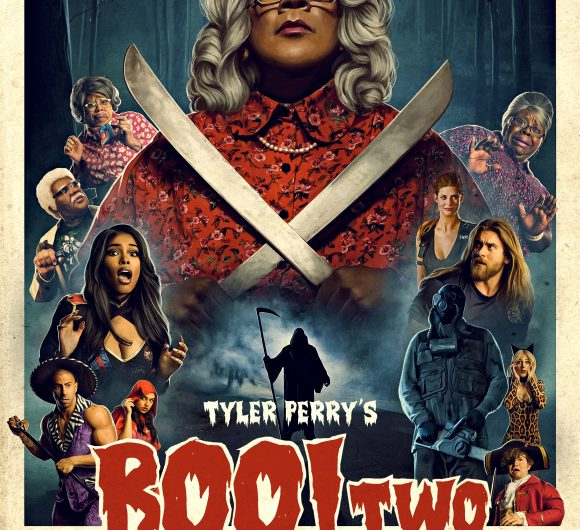 Boo! 2 Poster