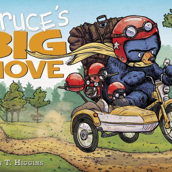 Bruce's Big Move_Cover