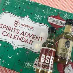 Heritage Distilling Advent Box