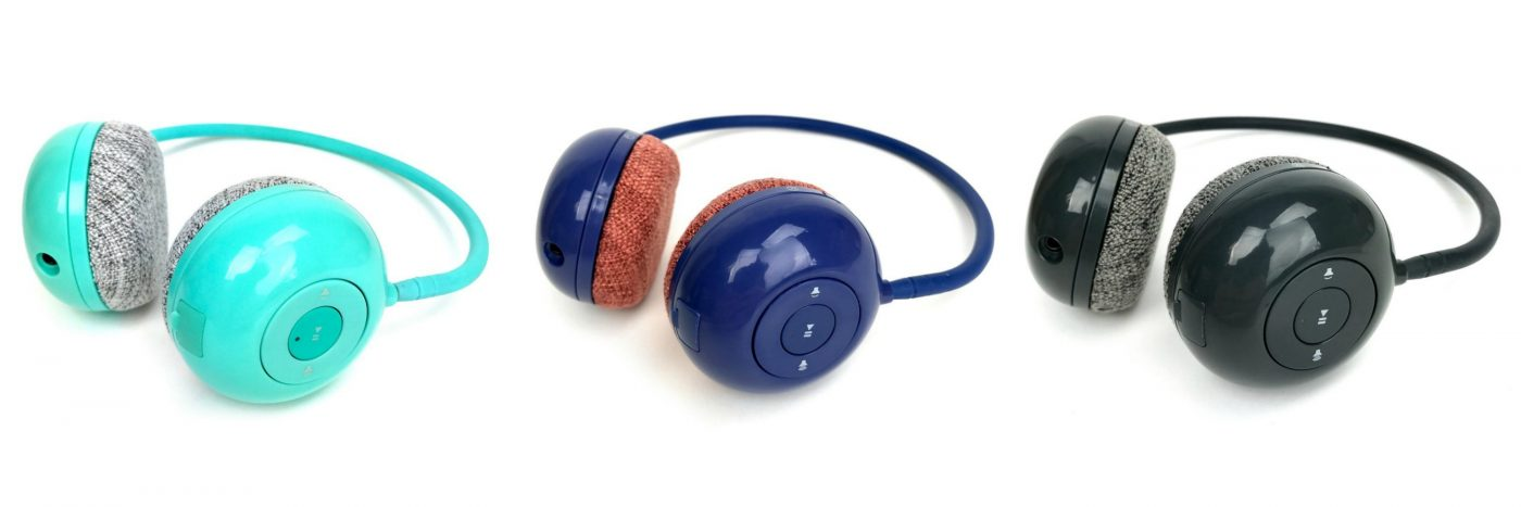June & May Bluetooth Over-The-Ear Headphones