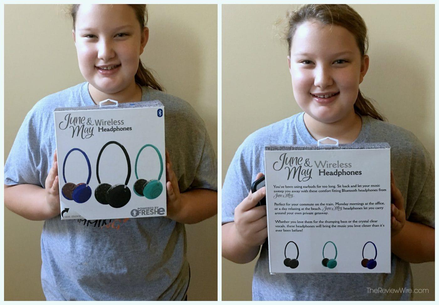 June & May Headphones