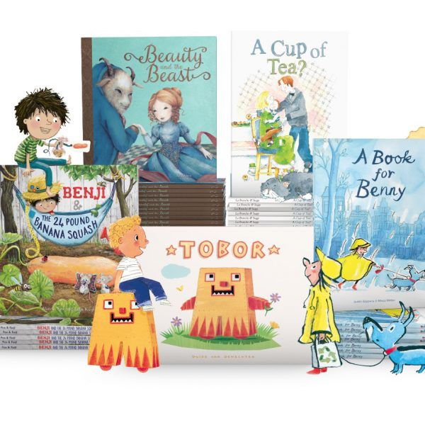 October Clavis Publishing Picture Books