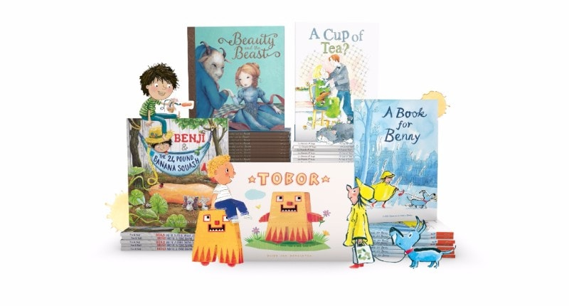 October Picture Books from Clavis Publishing