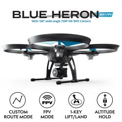Blue Heron WIFI First Person View Drone