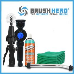 Brush Hero Detail Brush Set