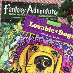 Design Originals: Coloring Books for Boys