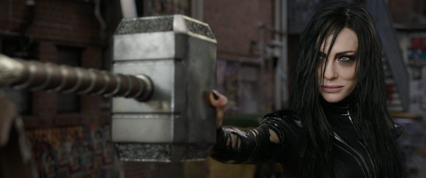 Thor Ragnarok Movie Still