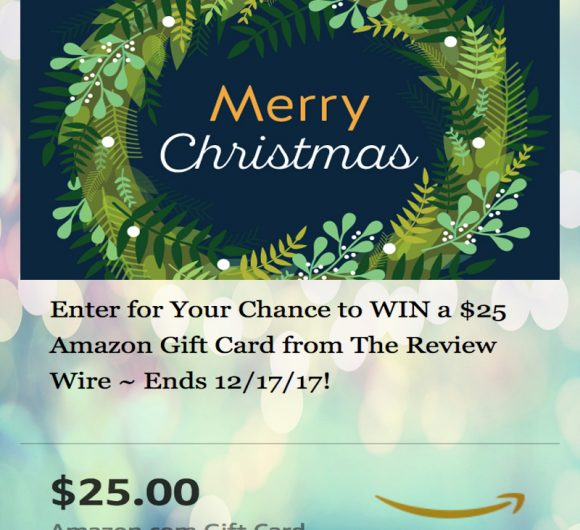 $25 Amazon Christmas Giveaway