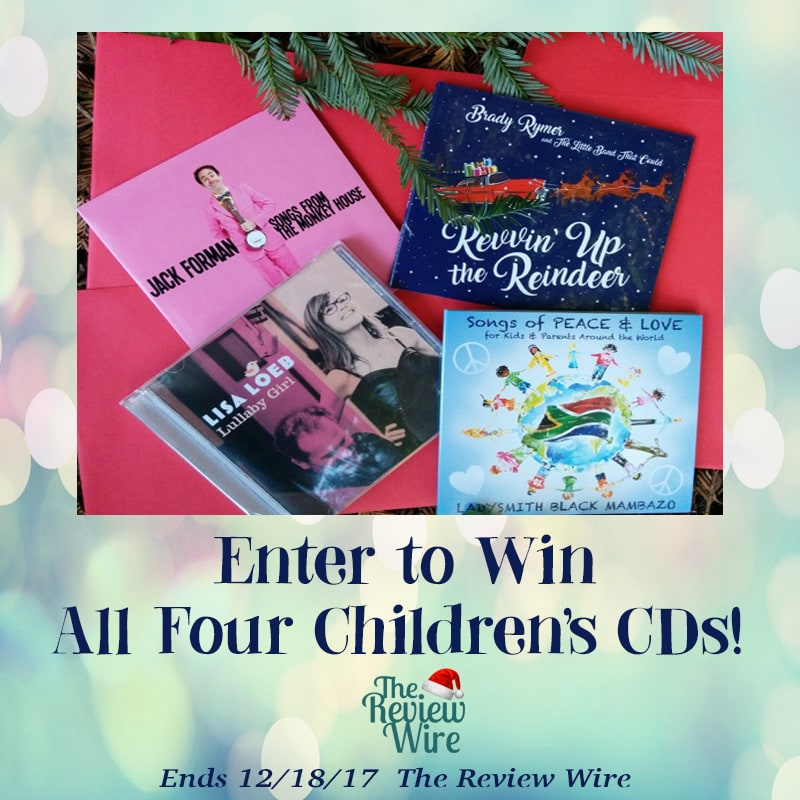 Children's Music Giveaway