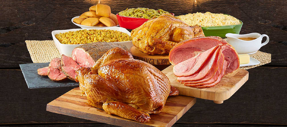 Dickey's Holiday Feast