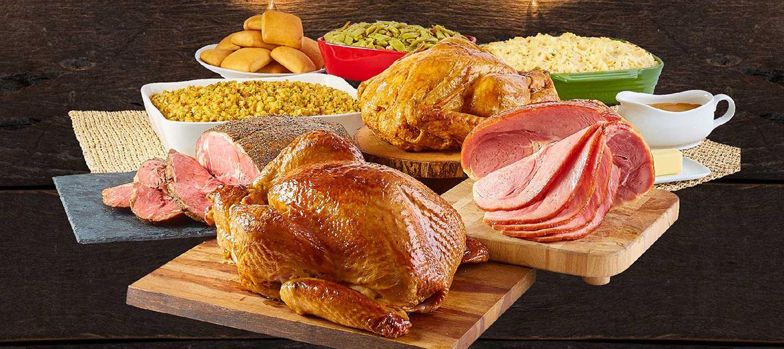 Dickey's Holiday Feast