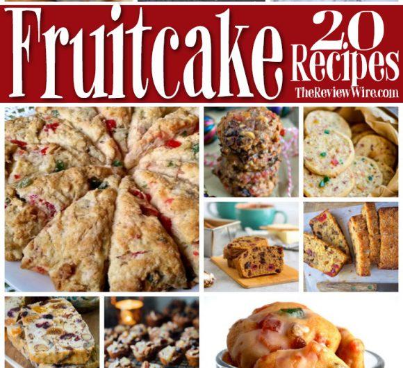 Fruitcake Recipes