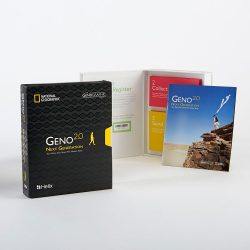 Geno 2.0 Next Generation Genographic Helix DNA Ancestry Kit