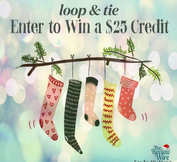 Loop & Tie Giveaway