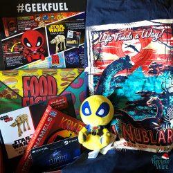 November Geek Fuel