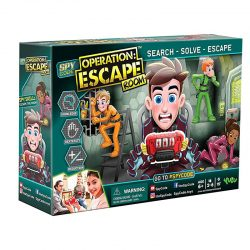 Spy Code Operation Escape Room