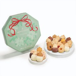 Mele Gift Tin Shortbread Cookies