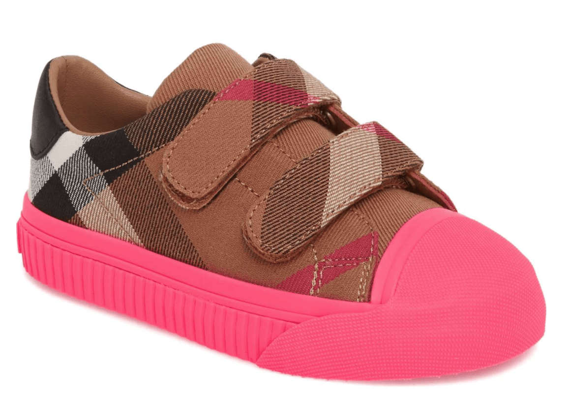 Toddler Burberry Belside Sneaker