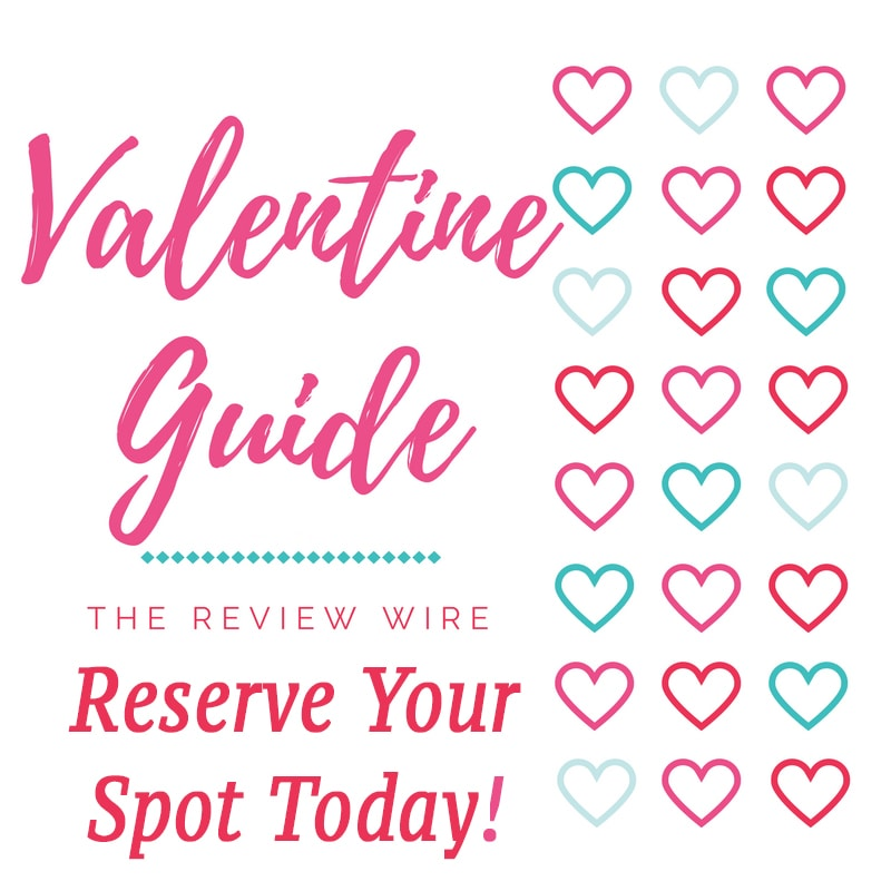 Valentine Guide Reserve Your Spot Today