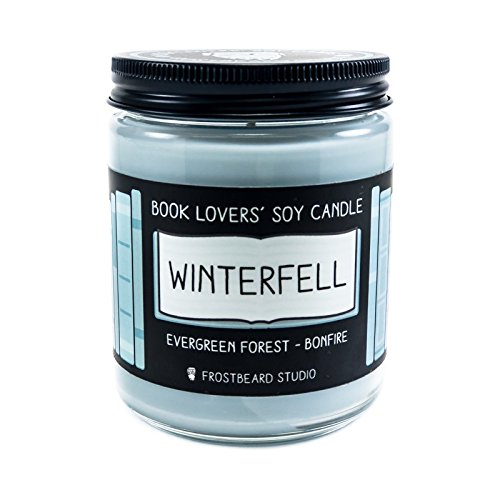 Winterfell - Book Lovers' Soy Candle
