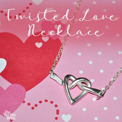 Isabelle Grace Jewelry: Twisted Love Necklace
