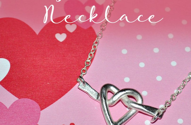 Isabelle Grace Jewelry Twisted Love Necklace
