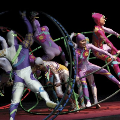 Golden Dragon Acrobats at the Aronoff Center | March 6