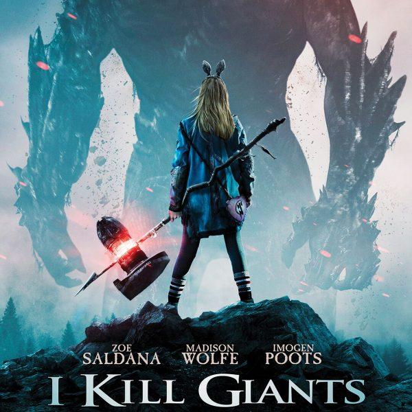 I Kill Giants_Poster