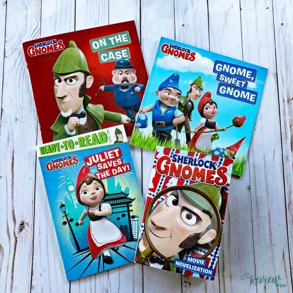 SHERLOCK GNOMES Books