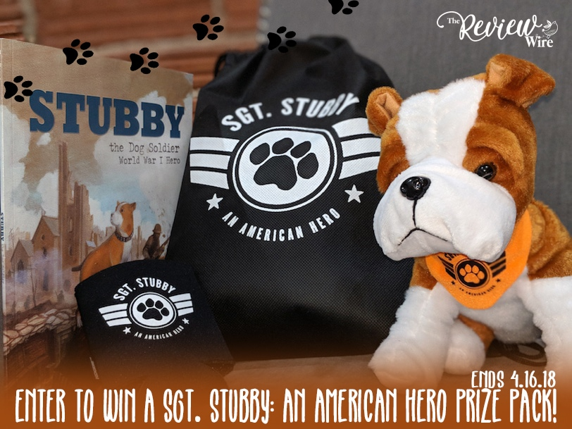 Sgt. Stubby An American Hero Giveaway