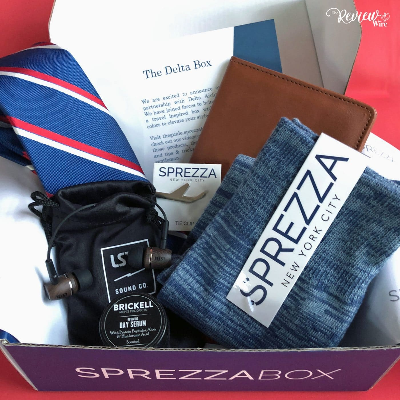 Delta SprezzaBox