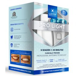 Luster's Pro Light Whitening System
