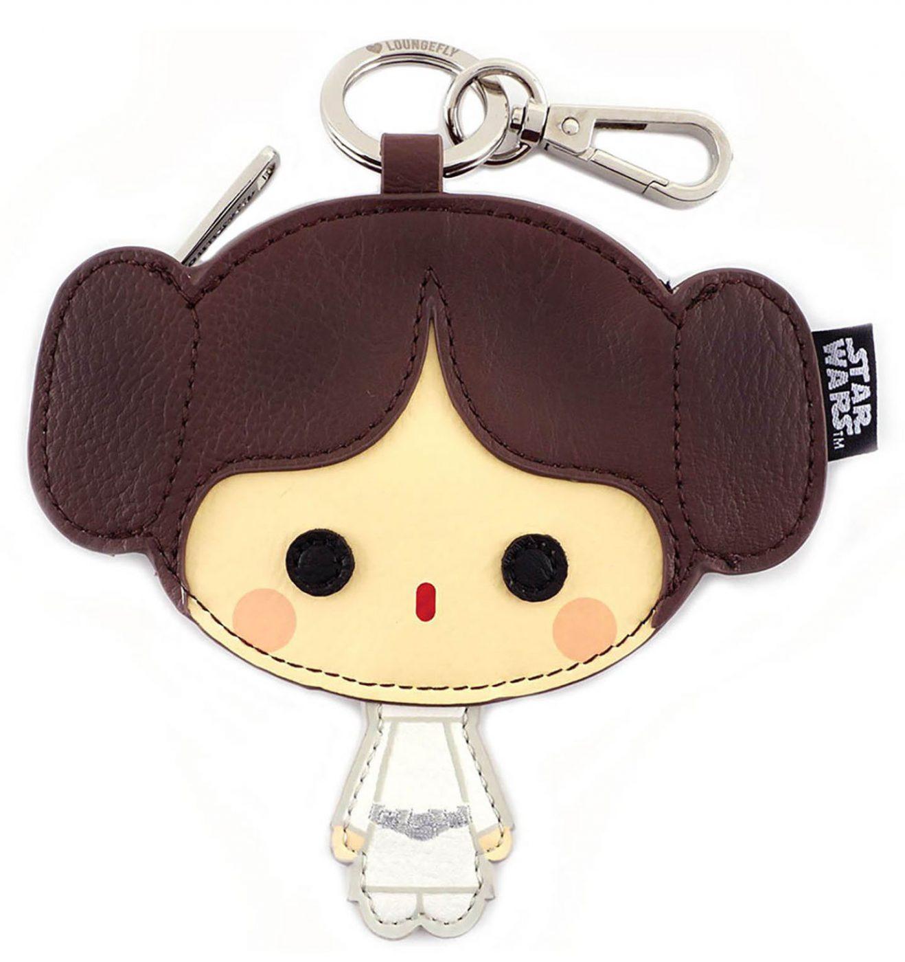 Loungefly Star Wars Princess Leia Kawaii Coin Bag