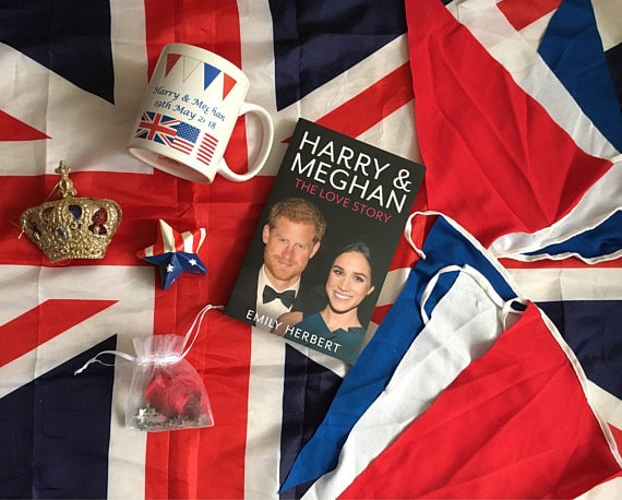 Royal Wedding Giftbox - Limited Edition