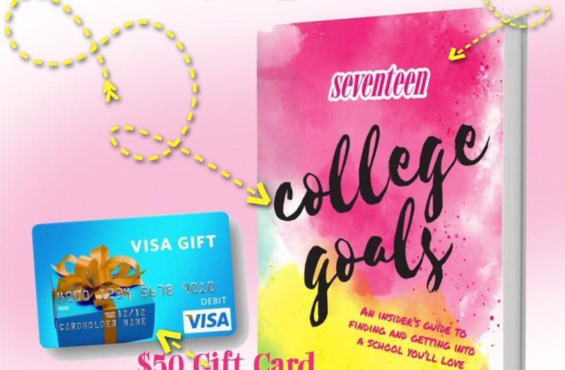 Seventeen Giveaway