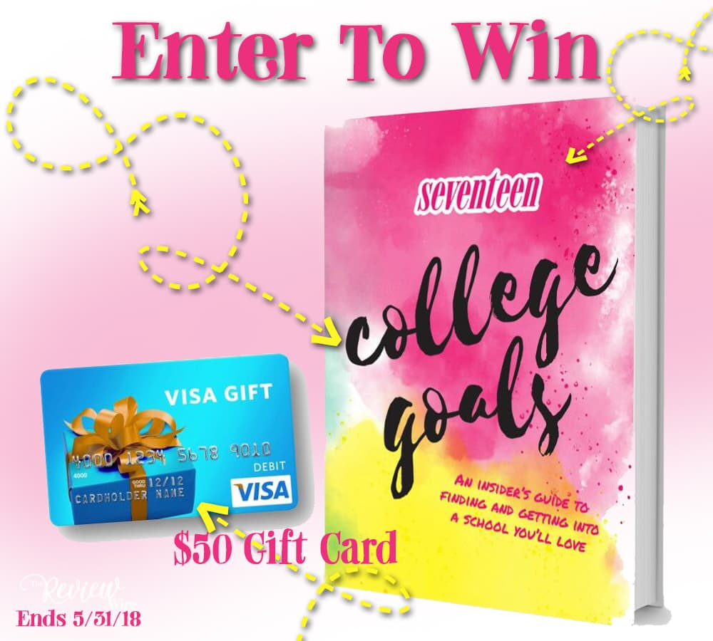 Seventeen magazine college sweepstakes