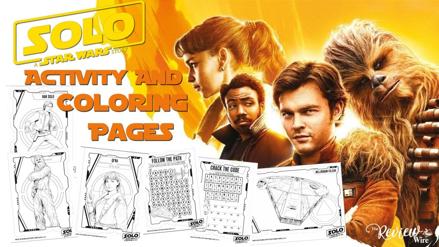 Solo Activity Packet
