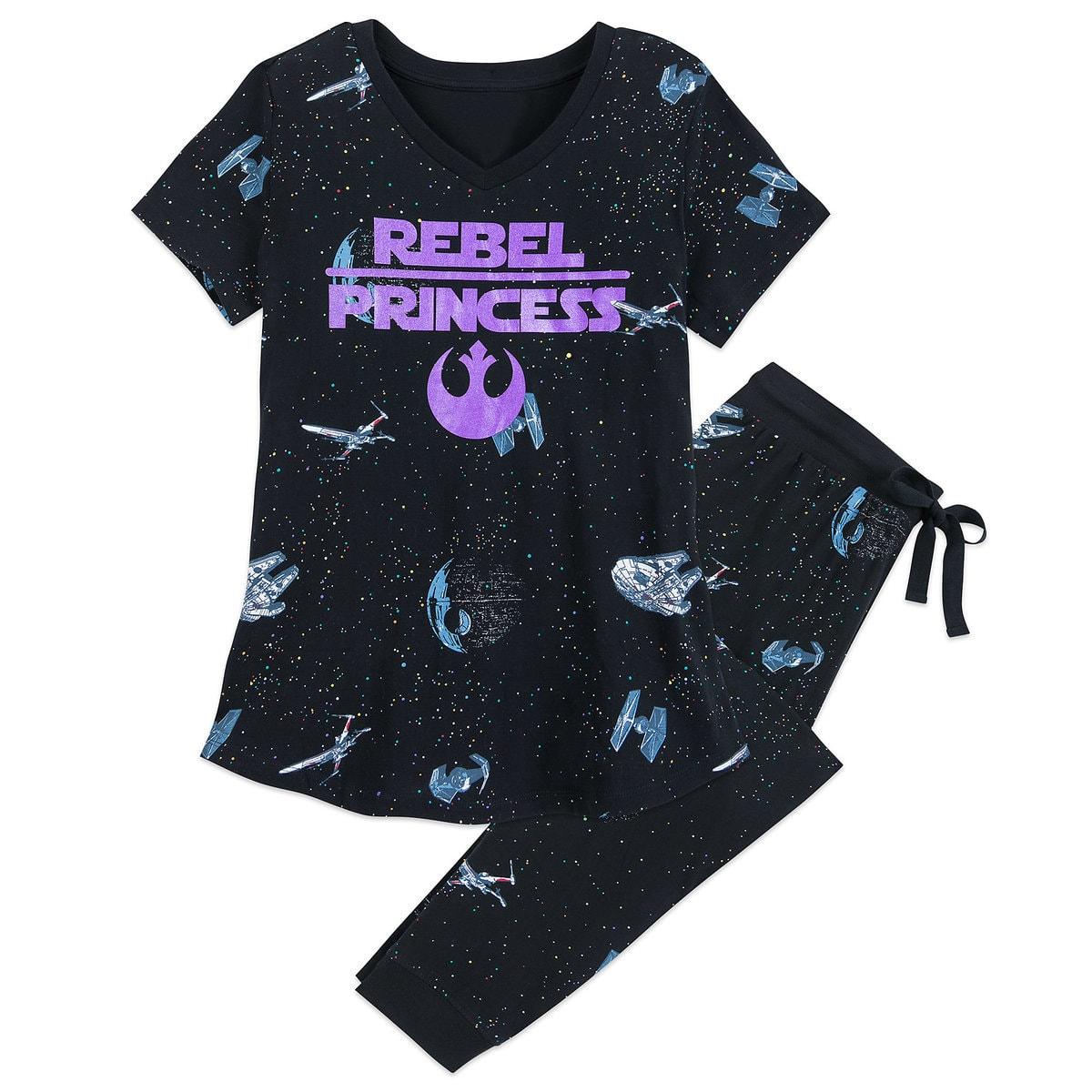 Star Wars ''Rebel Princess'' PJ Set